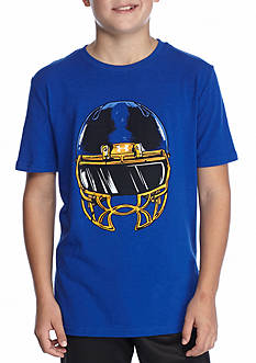 Under Armour® Face Mask Short Sleeve Tee Boys 8-20