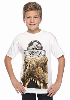 Jurassic World Printed T Rex Tee Boys 4-7