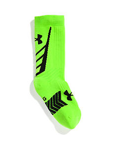 Under Armour® Undeniable Crew Socks Boys 8-20