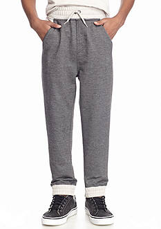 Lucky Brand Two Tone Jogger Pants Boys 8-20