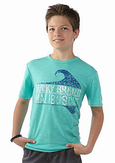 Lucky Brand Short Sleeve Malibu Surf Tee Boys 8-20