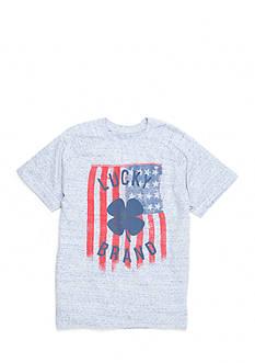 Lucky Brand Flag Tee Boys 4-7