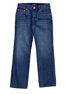 Lucky Brand Sherman Billy Straight Jean Boys 4-7