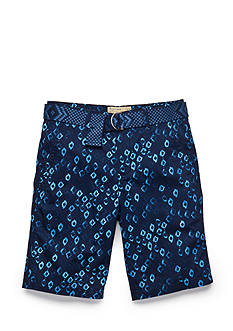 Lucky Brand All Over Pattern Short Boys 8-20