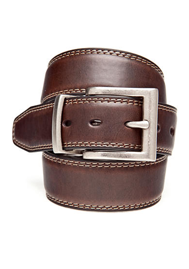 J Khaki™ 30MM Reversible Stitched Belt Boys 4-20
