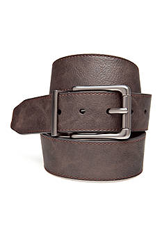 J. Khaki 30MM Reversible Belt with Stitching Boys 4-20