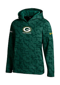 Gear for Sports Green Bay NFL Novelty Fleece Hoodie Boys 8-20