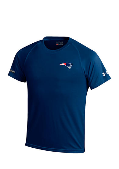 Gear for Sports New England Patriots NFL Primary Logo Tech Tee Boys 8-20