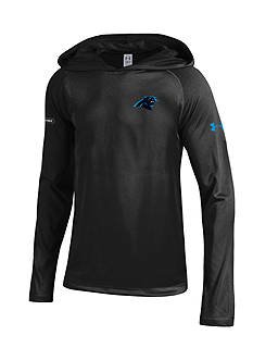 Gear for Sports Carolina Panthers NFL Primary Logo Tech Hoodie Boys 8-20