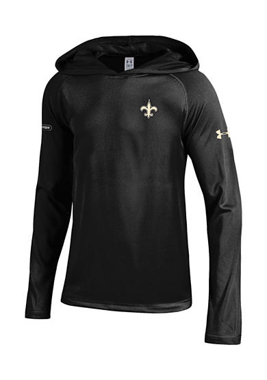 Gear for Sports New Orleans Saints NFL Primary Logo Tech Hoodie Boys 8-20