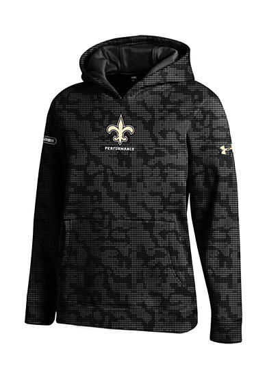 Gear for Sports Saints NFL Novelty Hoodie Boys 8-20