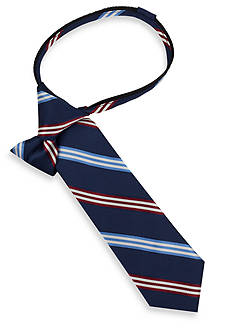 IZOD Striped Tie Boys 4-7