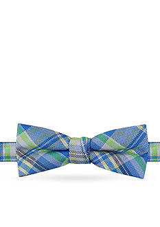 IZOD City Plaid Bow Tie Boys 8-20