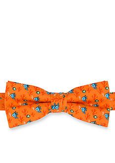 IZOD Coral Fish Bow Tie
