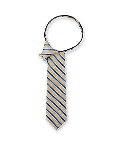 IZOD Clemens Stripe Tie Boys 4-20