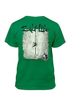 Salt Life Short Sleeve Hook Line and Sinker Tee Boys 8-20