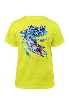 Salt Life Short Sleeve Wahoo Wacker Tee Boys 8-20