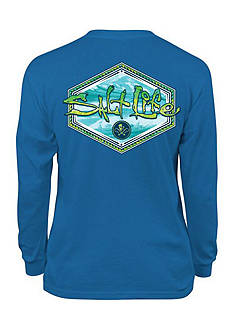 Salt Life Mahi Peak Tee Boys 8-20