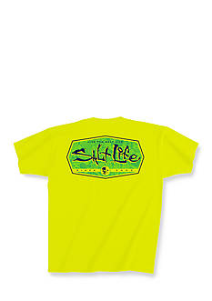 Salt Life Water Fix Tee Boys 8-20
