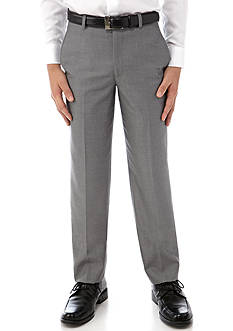 Lauren Ralph Lauren Gray Pindot Trousers Boys 8-20