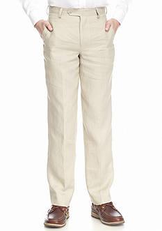 Lauren Ralph Lauren Khaki Linen Pants Boys 8-20