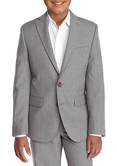Lauren Ralph Lauren Light Gray Dress Blazer Boys 8-20