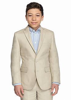 Lauren Ralph Lauren Khaki Linen Blazer Boys 8-20