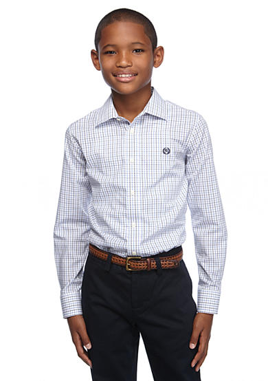 Ralph Lauren Childrenswear Checkered Button Down Shirt Boys 2-20