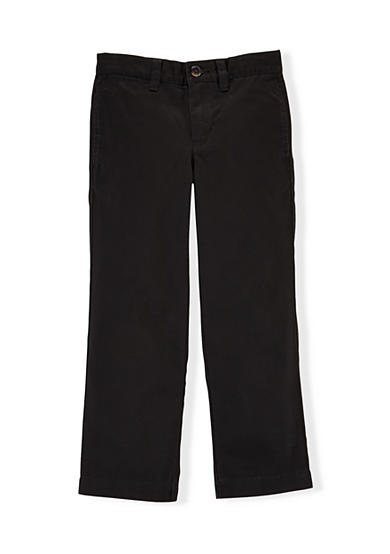 Chaps Solid Chino Pants Boys 4-7