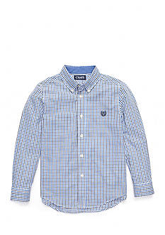 Chaps Easy Care Button Down Boys 4-7