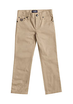 Chaps Twill 5-Pocket Pants Boys 4-7