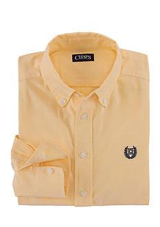 Chaps Long Sleeve Basic Oxford Shirt Boys 8-20