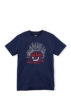 Chaps Short Sleeve Graphic Tee Boys 8-20