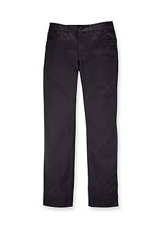 Chaps Cotton Twill Pants Boys 8-20