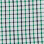 Boys Hoodies: Eng Green Chaps Tattersall Poplin Shirt Boys 8-20