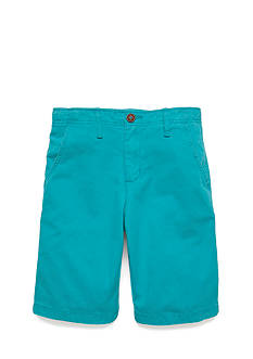 Red Camel® Solid Twill Shorts Boys 8-20