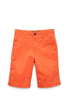 Red Camel® Flat Front Stretch Short Boys 8-20