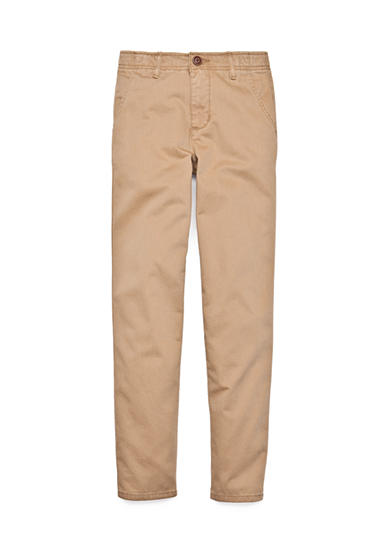 Red Camel® Flat Front Twill Pants Boys 8-20
