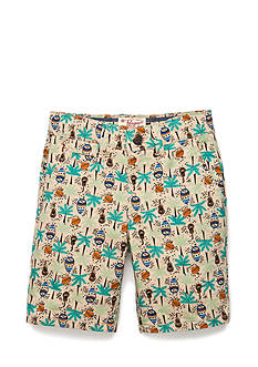 Penguin Printed Shorts Boys 8-20