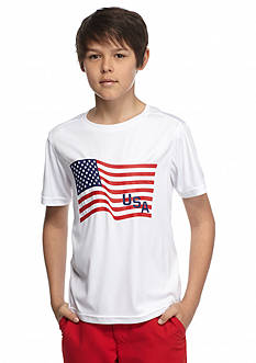 JK Tech™ Graphic Flag Tee Boys 8-20
