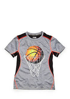 JK Tech™ Graphic Basketball Tee Boys 8-20