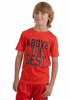 JK Tech Above The Best Tee Boys 8-20