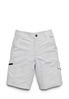 J. Khaki Fishing Cargo Short Boys 8-20