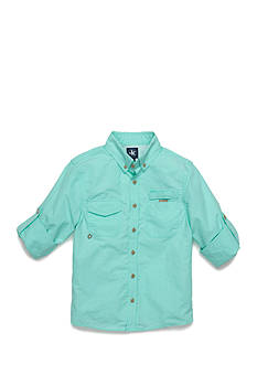 JK Tech® Fishing Shirt Boys 8-20