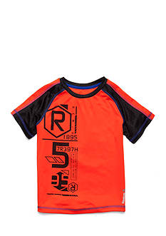 Reebok Short Sleeve Work Tee Boys 8-20
