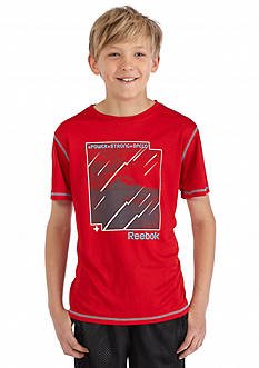 Reebok Power Tee Boys 8-20