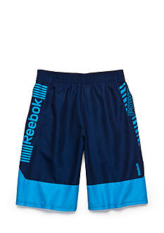 Reebok Angled Shorts Boys 8-20