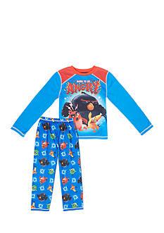Angry Birds Born To Be Angry Pajama Set Boys 4-20