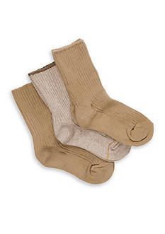 Gold Toe® 3-Pack Dress Sock Boys 8-20