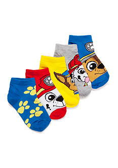High Point Design Paw Patrol No Show Socks Boys